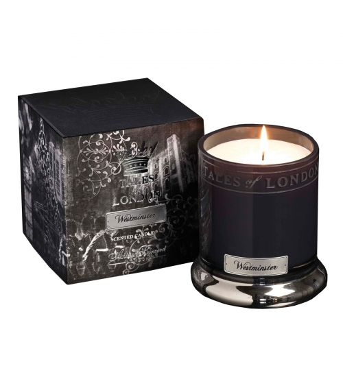 VELA PERFUMADA TALES OF LONDON WESTMINSTER 350g