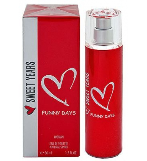 SWEET YEARS FUNNY DAYS TOILETTE 30ml Vapo