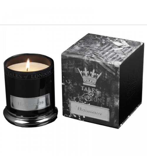 VELA VOTIVE PERFUMADA TALES OF LONDON WESTMINSTER 80g