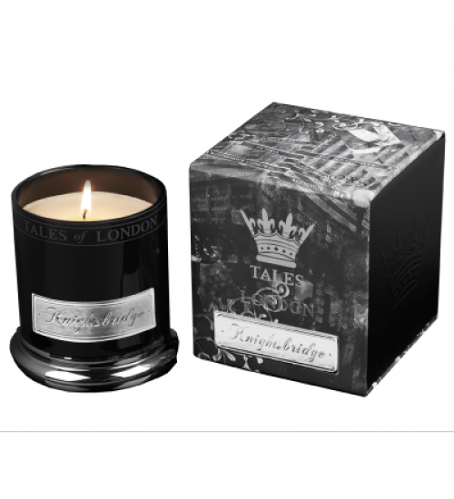 VELA VOTIVE PERFUMADA TALES OF LONDON KNIGHTSBRIDGE 80g