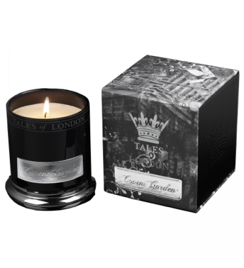 VELA VOTIVE PERFUMADA TALES OF LONDON COVENT GARDEN 80g